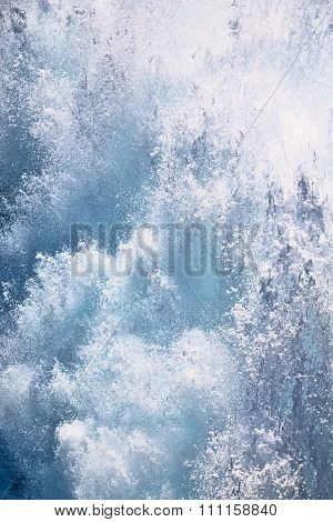 Foam And Froth In The