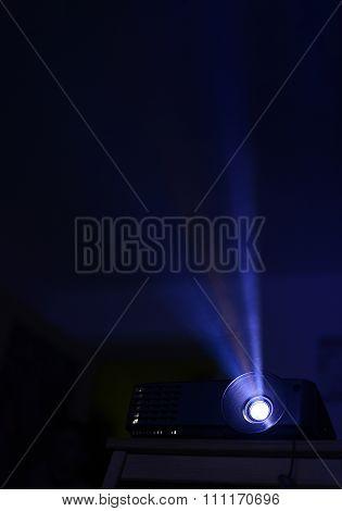 Movie Projector Ray