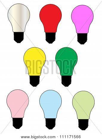 Celebration Light Bulbs