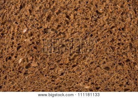 Rye Bread Texture