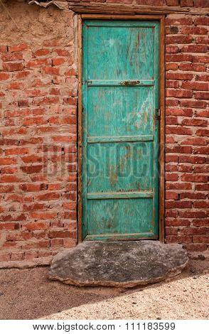 Door To The Bedouin House, Egypt