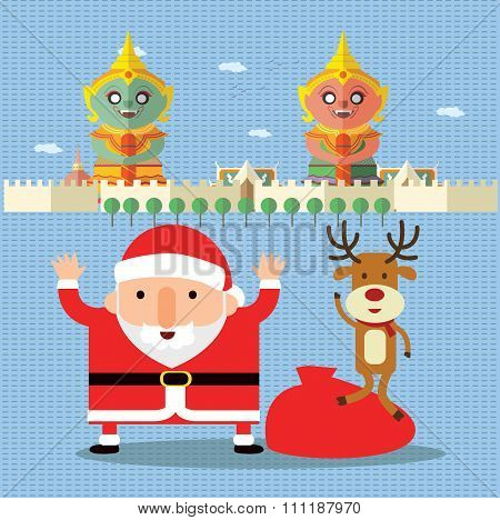 Merry Christmas in Thailand