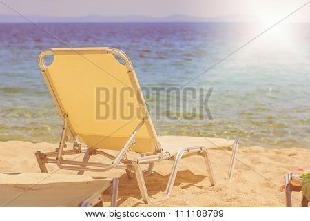 Holiday Travel Vacation Summer Beach Concept