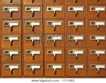 Wooden Database