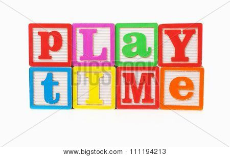 It's Play time!