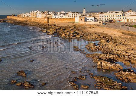 View Of Essaouira