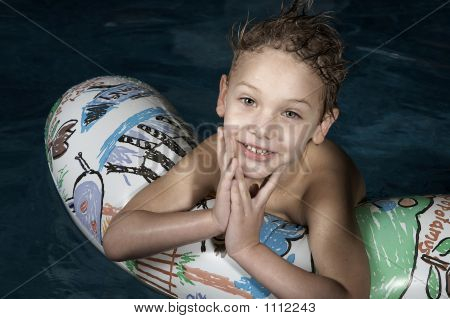 Little Swimmer
