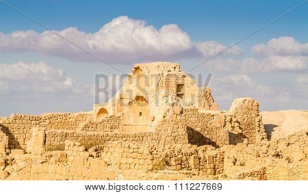 Shivta - A Nabataean Town