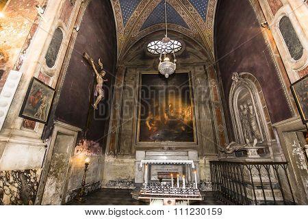 Santissima Annuziata Church, Florence, Italy