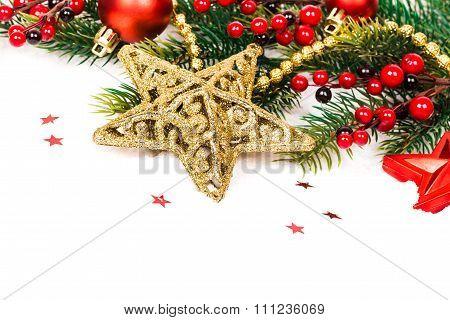 Christmas Decoration. Holiday Decorations
