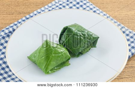 Delicious Betel Leaf Wrapped Bite Size Appetizer