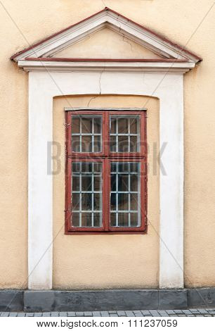 Old Dirty Window