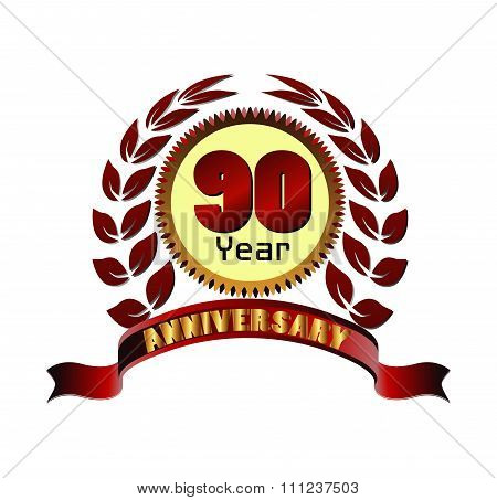 90 year birthday celebration, 90th anniversary