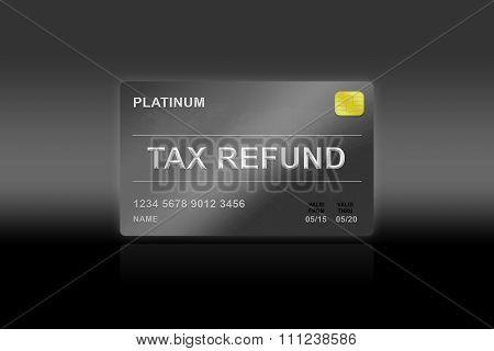 Tax Refund Platinum Card