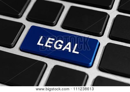 Legal Button On Keyboard