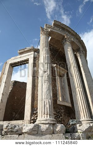 Temple Of Vesta - Tivoli