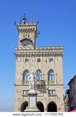 The Municipality Of The Republic Of San Marino