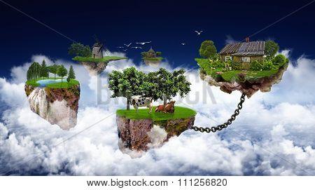 Flying Land