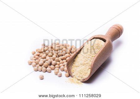 Soya Bean's Flour