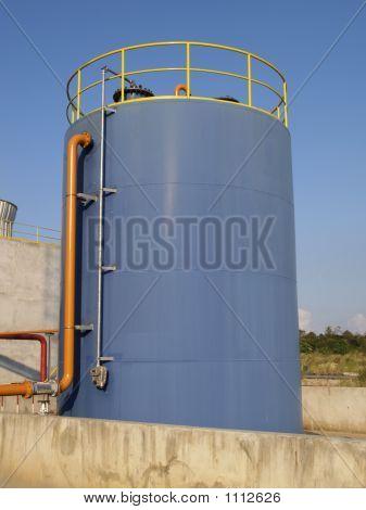 Storage Tank For Liquids