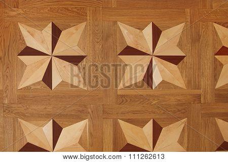 Patterned Flooring