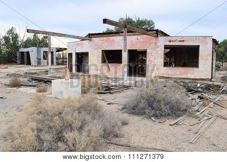 Ghost Town Buildings