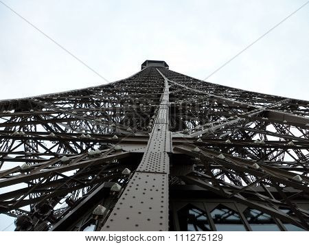 Eiffel Tower Metalwork
