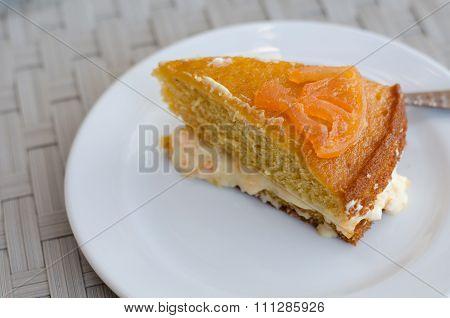Bael Fruit Cake