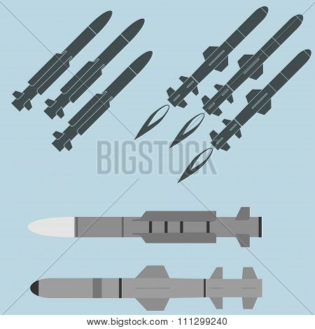Missile military rocket weapons