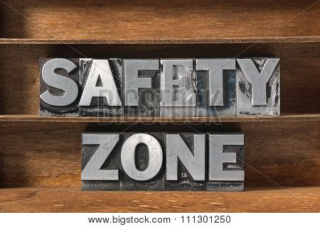 Safety Zone Tray