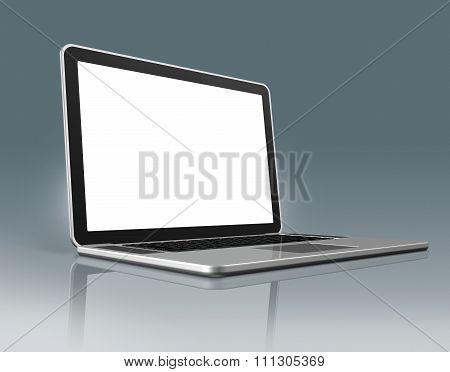 High Tech Laptop