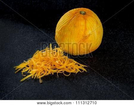 One Zested Orange