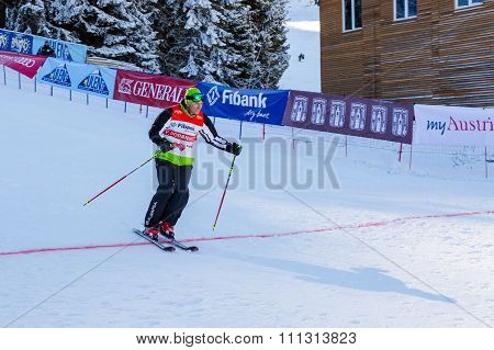 Open New Ski Season 2015-2016 In Bansko, Bulgaria