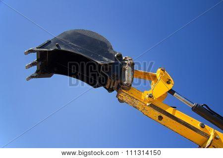 Bucket Construction Excavator