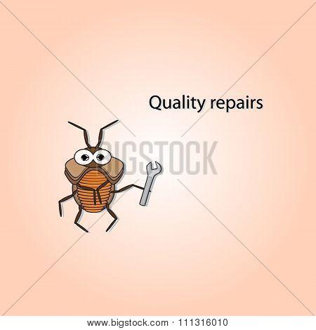High-quality repair