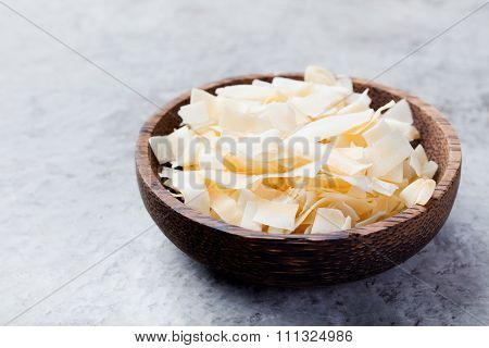 Organic Roasted Coconut Chips Flakes