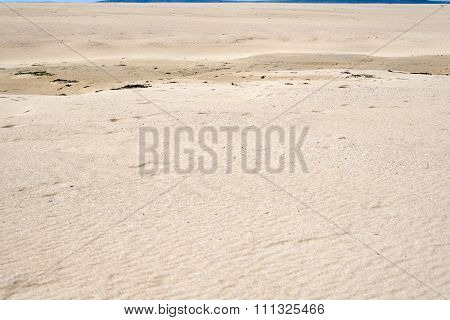 Beautiful Sandy Beach In Kerry