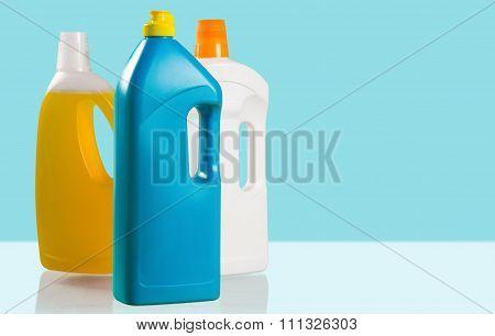 Laundry Detergent.