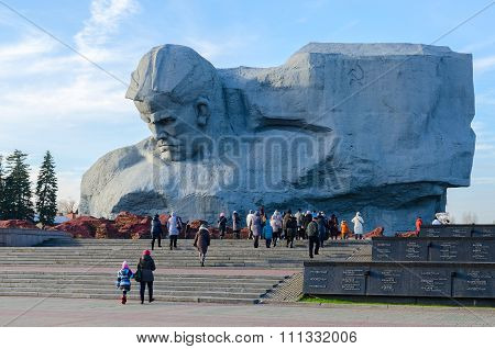 Belarus, Memorial Complex