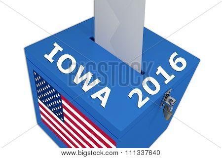 Iowa 2016 Concept