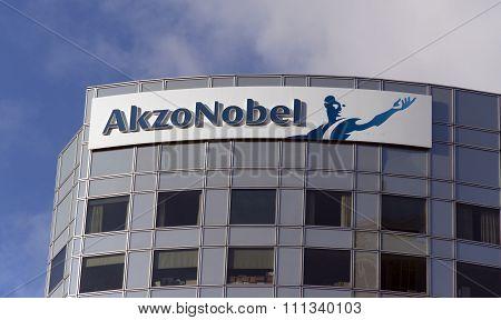 Akzo Nobel Is A Dutch