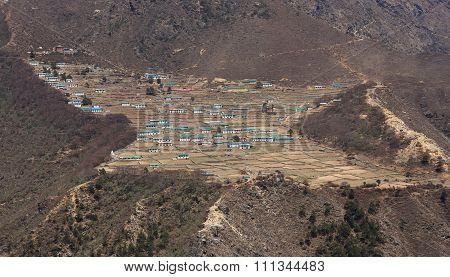 Sherpa Village Phortse, Everest Region