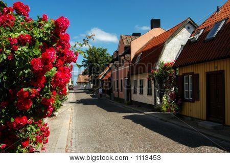 Gotland Street Scene