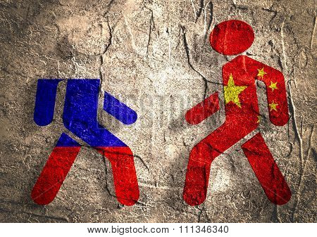 Politic Relationship Between Russia And China