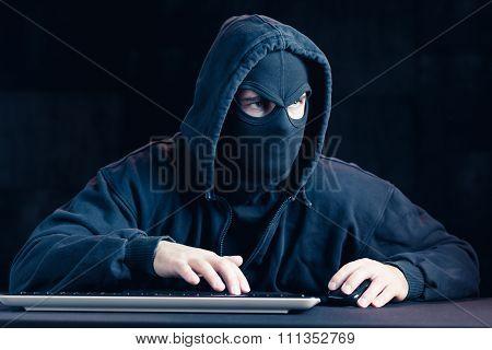 Masked Dangerous Cyber Spy