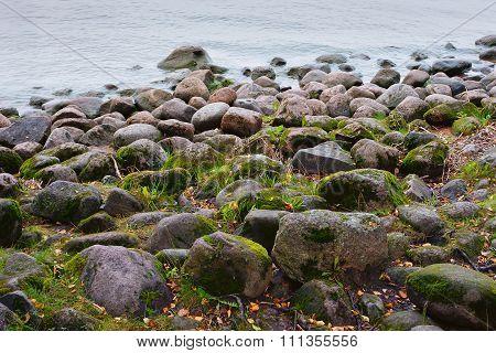 Stones Ashore Sea