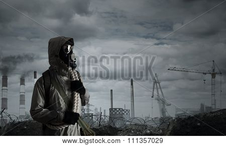 Post apocalyptic future