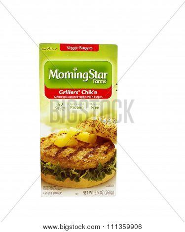 Morningstar Veggie Burgers