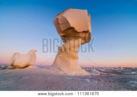 Egyptian White Desert