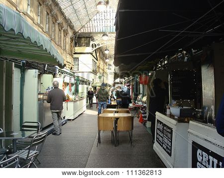 San Nicholas Market